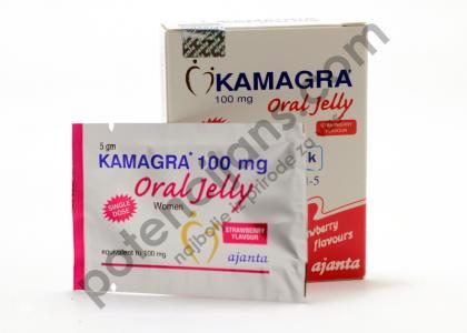 Kamagra Oral Jelly - vol-5 za žene