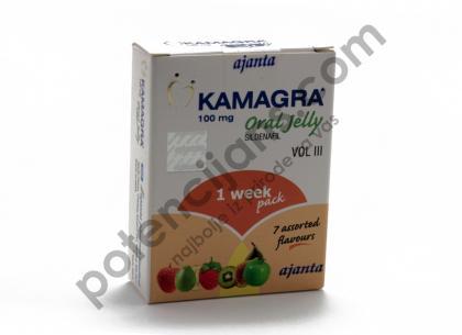 Kamagra Oral Jelly (vol-3) 7 ukusa
