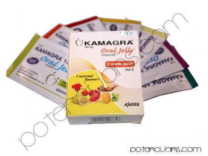 Kamagra Oral Jelly (vol-2) 7 ukusa